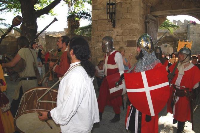 Самые необычные праздники Греции