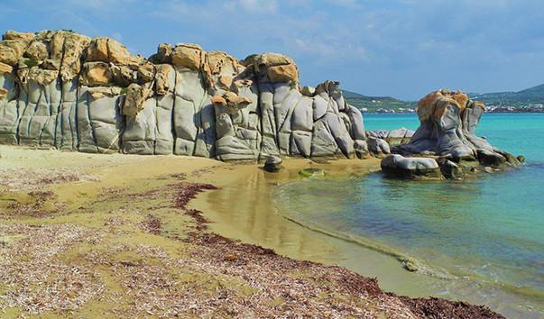 пляж Колимбитрес