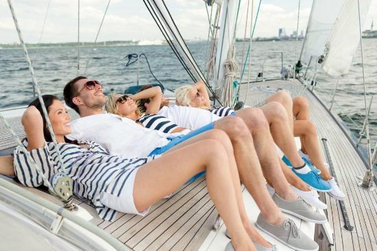Релакс на яхте