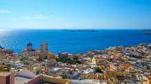 Яхтинг в Греции. Остров Сирос – жемчужина Кикладского архипелага