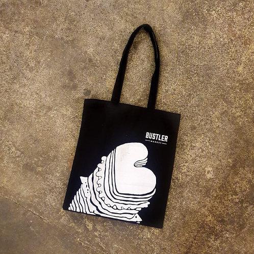 Bustler 'B' Tote Bag