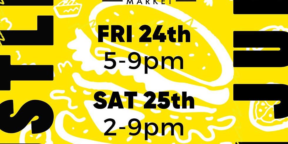 Bustler Market-  24th & 25th July