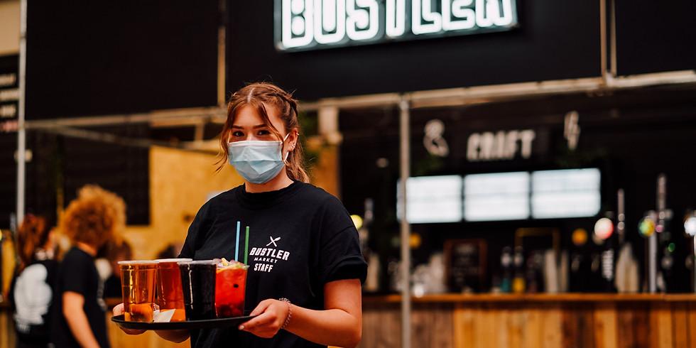 Bustler Market @ The Chocolate Factory