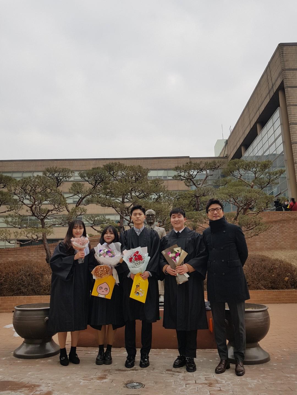 2018 졸업식 학부졸