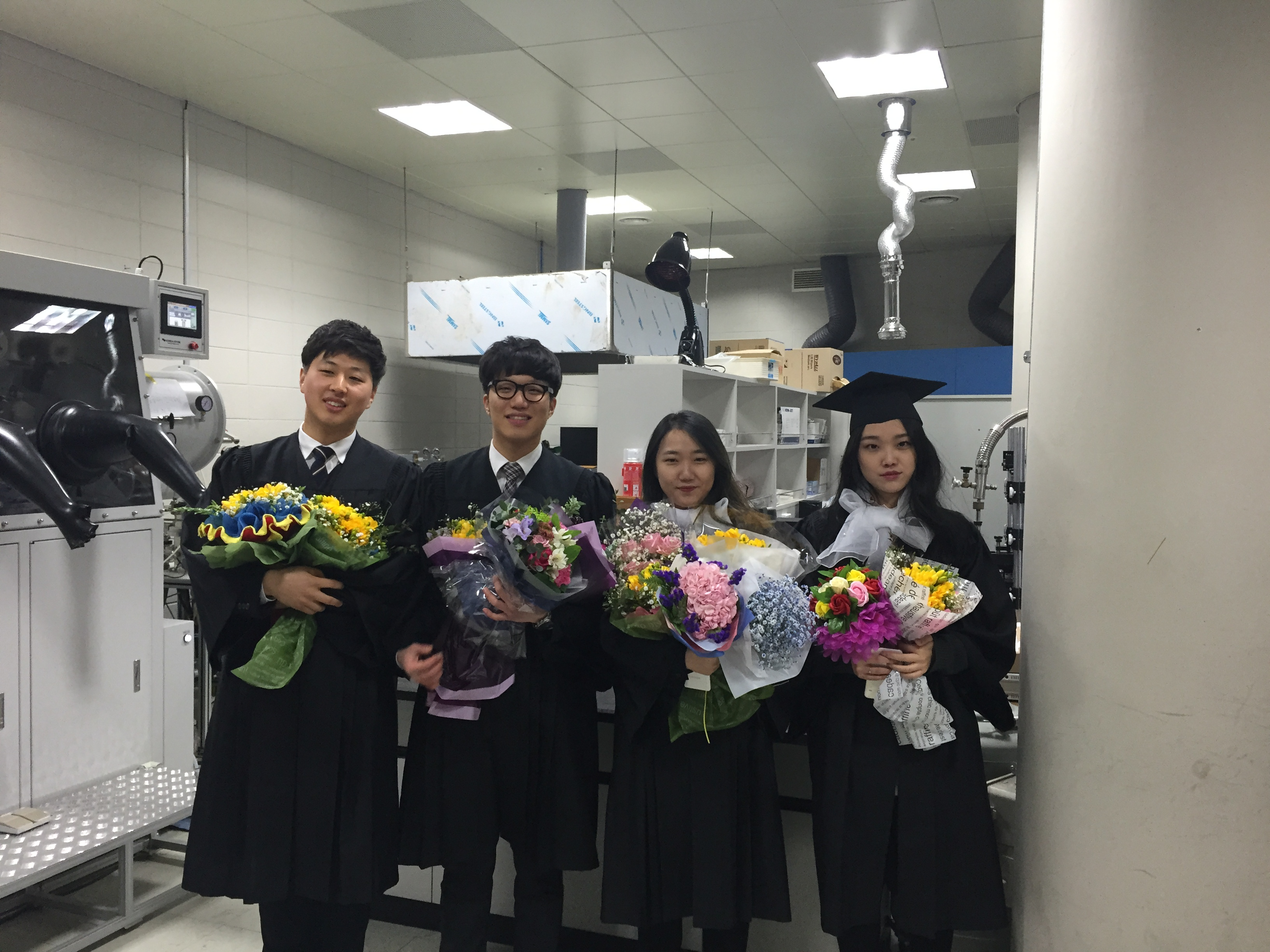 2016 졸업식 학