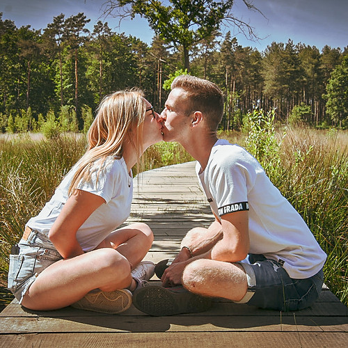 Couple fotoshoot Niels&Julie