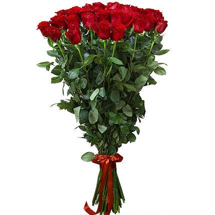Гигантские розы 51 штука!