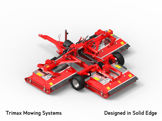 Trimax Snake S2 320 - Isometric View_nam