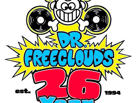 Today is Dr. Freecloud's 26th Birthday!