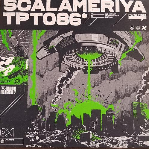 "Scalameriya ""Blueprint For Disaster EP"""