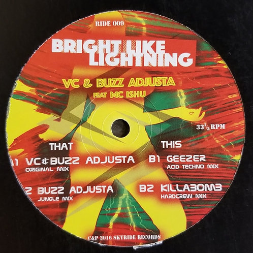 "Various Artists ""Bright Like Lightning"""