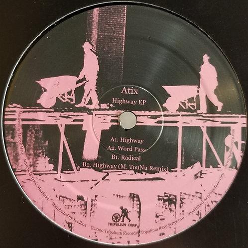 """Atix """"Highway EP"""""""