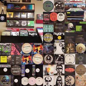 Mega Dance Vinyl Shipment
