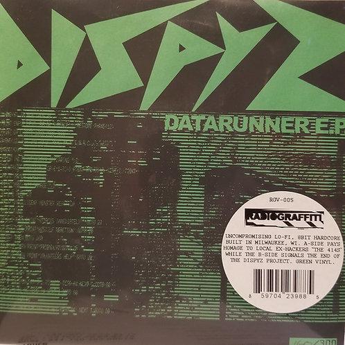 """Dispyz """"Datarunner E.P."""""""
