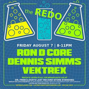 REDO - Vinyl Lab Broadcast @ Dr. Freecloud's