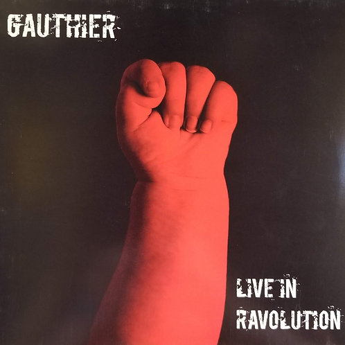 "Gauthier ""Live in Ravolution"""