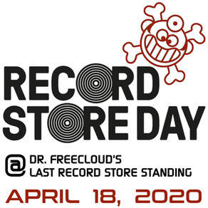 It's Record Store Day 2020 everyone