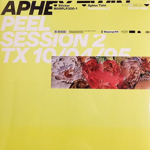 "Aphex Twin ""Peel Session TX 10/04/95"""