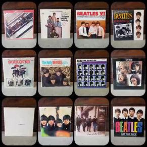More Beatles Vinyl Just Arrived!
