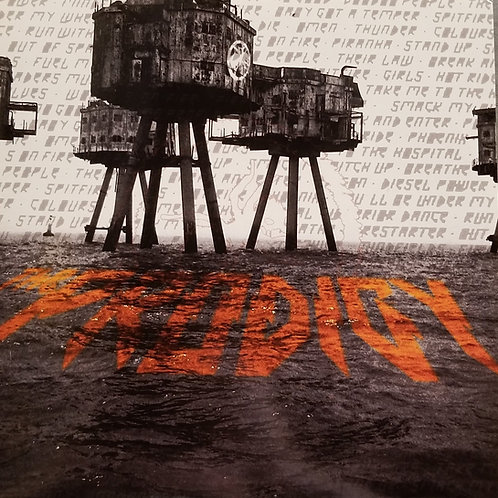 """The Prodigy """"Rock Am Ring 2009"""""""