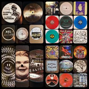 New dance vinyl shipment