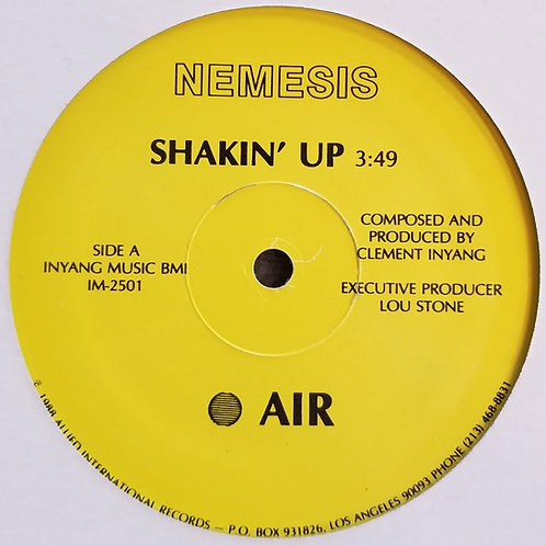 "Nemesis ""Shakin' Up"""