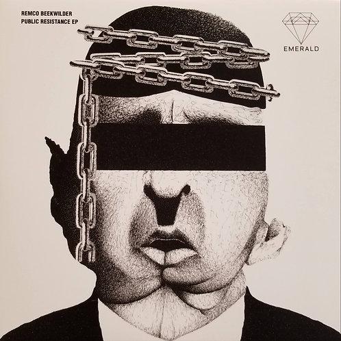 """Remco Beekwilder """"Public Resistance EP"""""""