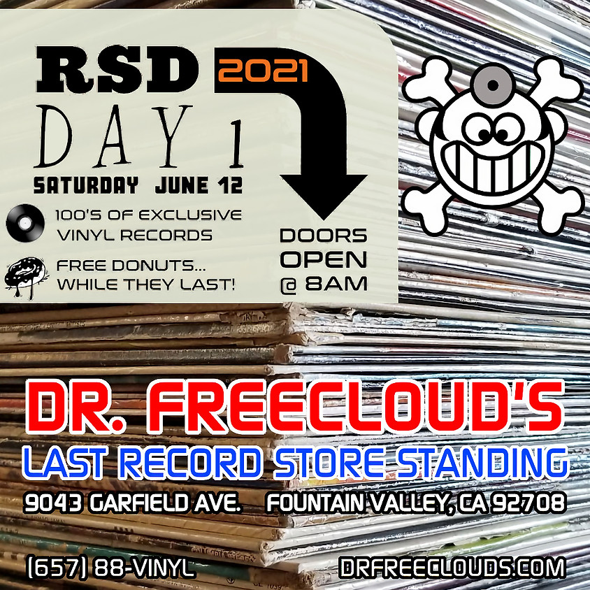 Record Store Day (Part 1 of 2)