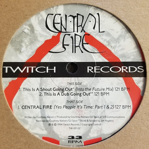 """Central Fire """"This Is A Shout Going Out"""""""