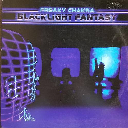 """Freaky Chakra """"Blacklight Fantasy"""""""