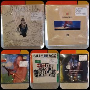 "Our ""Rare Vinyl"" selection has grown"