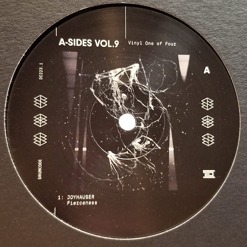 "Various Artists ""A-Sides Vol. 9 Vinyl One Of Four"""