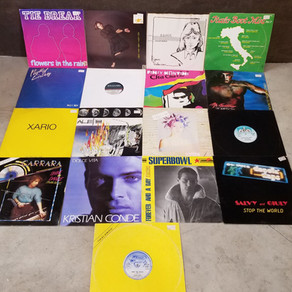 Italo-Disco Record Collection