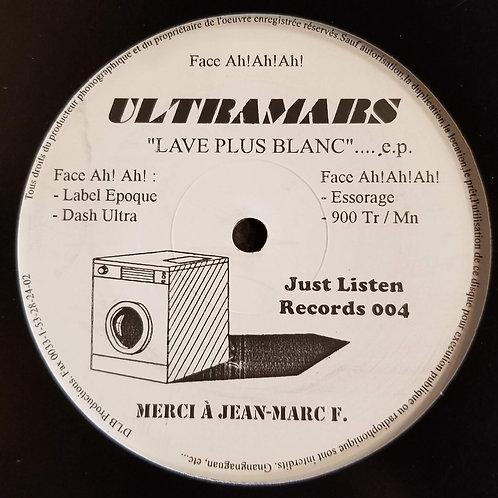 "Ultramars ""Lave Plus Blanc....,E.P."""
