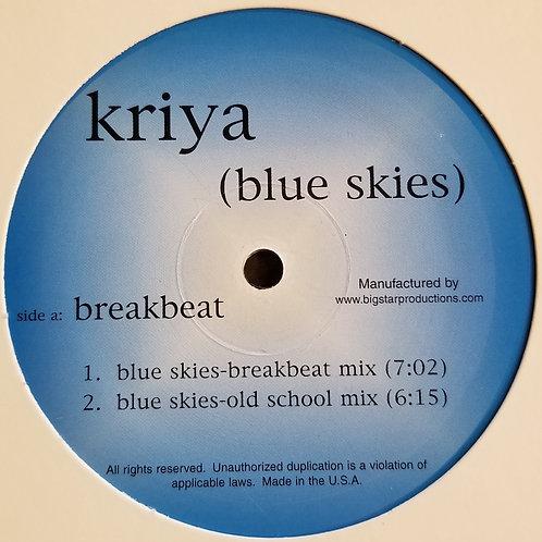 """Kriya """"Blue Skies"""""""