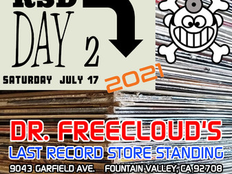 Record Store Day 2021 (part 2 of 2)