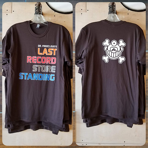 """Last Record Store Standing """"T-Shirt"""""""