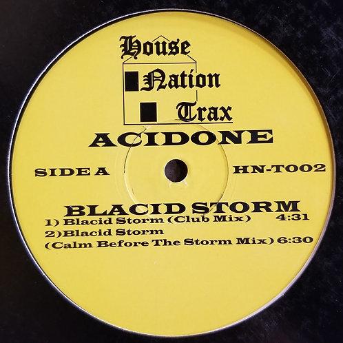 "Acidone ""Blacid Storm"""