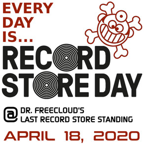 Now there's 2 Record Store Day's