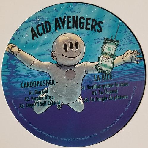 "Cardopusher, La Bile ""Glut Acid"""