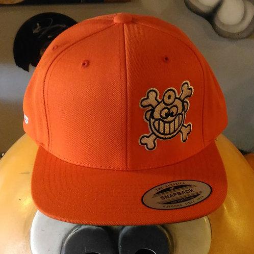 "Dr. Freecloud's Official Logo Hat ""Orange"""