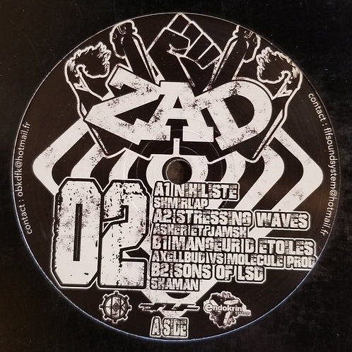 "Various Artists ""ZAD 02"""