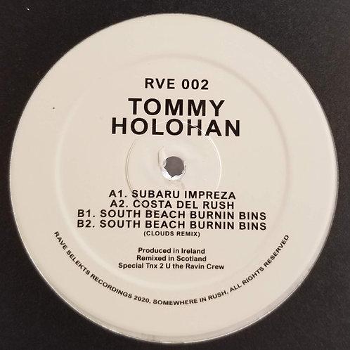 """Tommy Holohan """"RVE002"""""""
