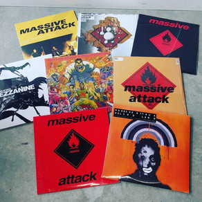New Massive Attack vinyl restocks