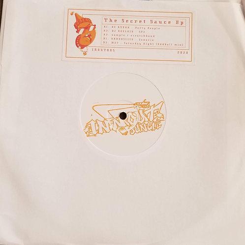 "Various Artists ""The Secret Sauce EP"""