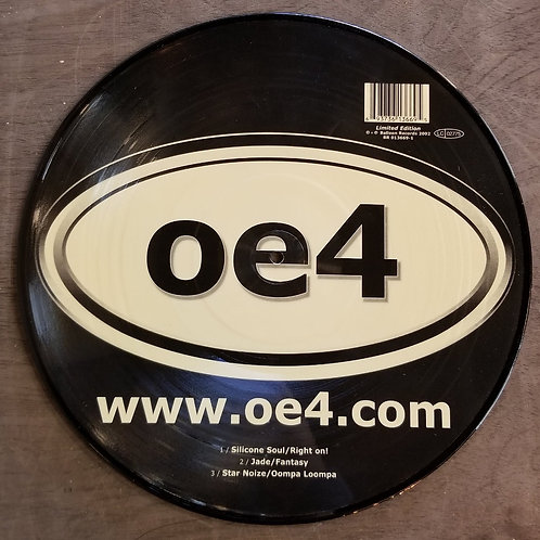 "Various Artists ""OE4 Album Sampler"""