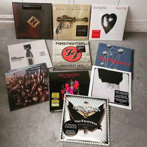 Foo Fighters - full vinyl restock