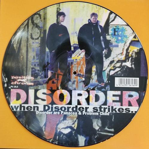 """Disorder & Future Boi """"When Disorder Strikes.."""""""