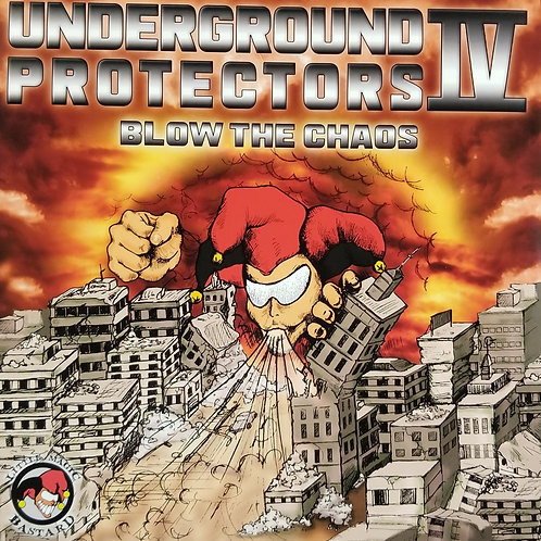 """Various Artists """"Underground Protectors - Blow The Chaos"""""""