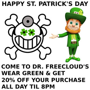 St. Patrick's Day - Wear Green Sale